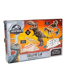 Jurassic World Creative Lab Discovery