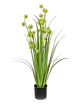 Artificial Pompom Grass