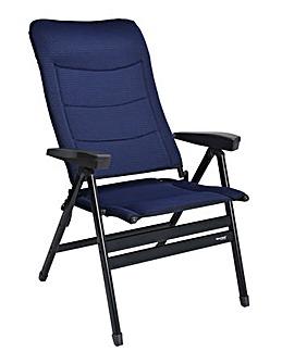 Performance Advancer XL chair in blue
