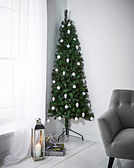 PVC Wrapped Corner-Wall Tree