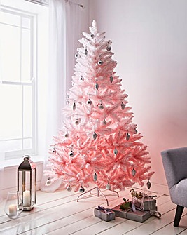 Rosewood Pine Ombre Tree