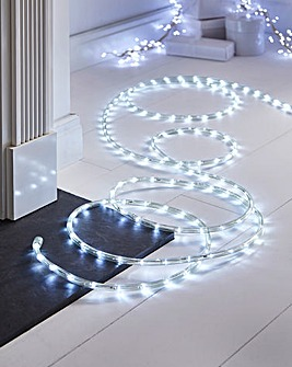 White LED Rope Lights