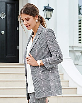 Together Pearl Trim Jacket
