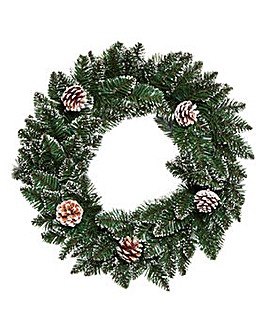 Rocky Mountain Wreath 50cm