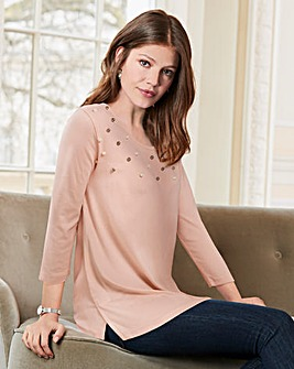 Together Jersey Bead Top