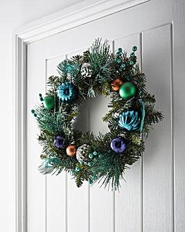 Eastern Spirit Wreath 50cm