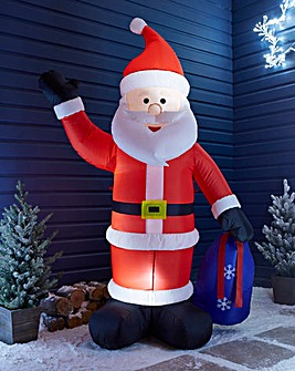 Inflatable Santa 1.8m