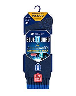 Mens 1 Pair Blueguard Socks