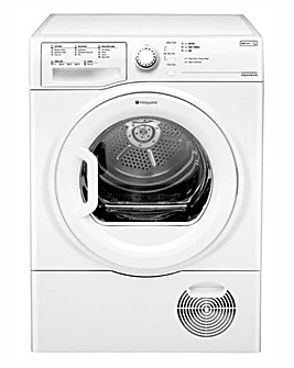 Hotpoint Aquarius TCFS73BGP 7kg Condenser Dryer White