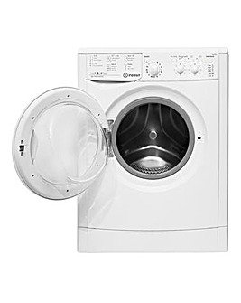 Indesit EcoTime IWC81252ECO 8kg 1200spin Washing Machine White