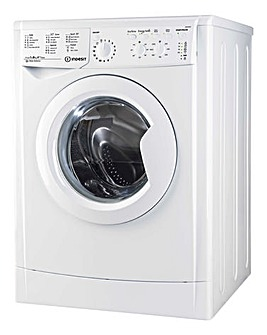 Indesit Iwc 81252 Eco Uk.M 8 Kg 1200 Spin A++ LED Washer + Installation