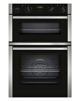 NEFF N50 U1ACE2HN0B Built In Double Oven