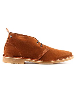 Jack Jones Suede Lace Up Desert Boot