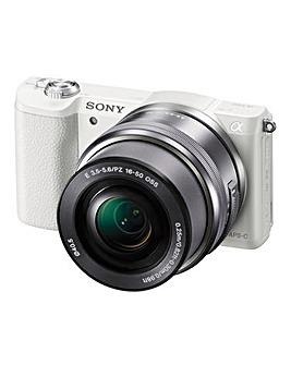 Sony A5100 E-mount Camera
