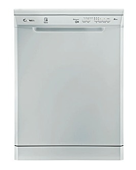 Candy CDPN1LS67W 16 Place Dishwasher +Install