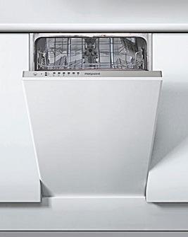 Hotpoint Slimline Dishwasher + INS