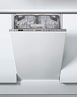Indesit Slimline Dishwasher + INS