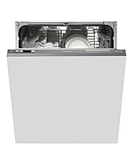 Hotpoint LTF 8B019 UK Fullsize Dishwasher + INSTALLATION