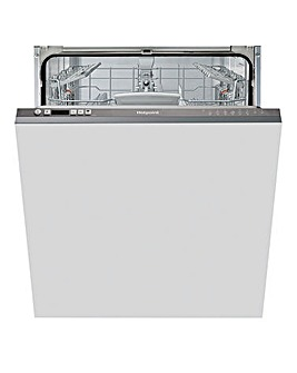 Hotpoint HIC 3B19 C UK Fullsize Dishwasher + INSTALLATION