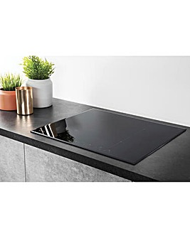 Hotpoint NewStyle CID740B Induction 70cm Hob Black