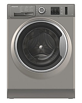 Hotpoint 9kg Washing Machine + Installl