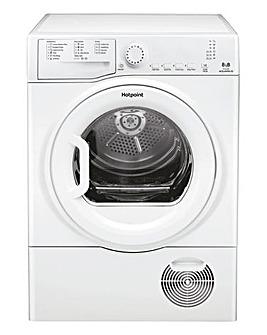 Hotpoint Aquarius TCFS83BGP 8kg Condenser Dryer