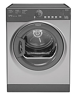 Hotpoint Aquarius TVFS73BGG9 7kg Vented Dryer