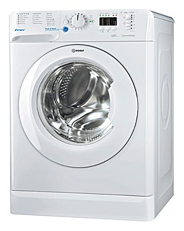 Indesit Innex BWA81483XW 8kg 1400spin Washing Machine
