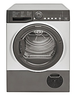 Hotpoint 8kg Condenser Dryer+INS