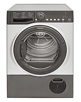 Hotpoint Aquarius TCFS83BGG 8kg Condenser Dryer
