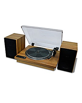 Toshiba 12in Turntable with Speakers