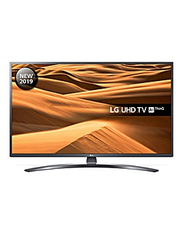 LG UHD UM74 55inch 4K With Quad Core TV