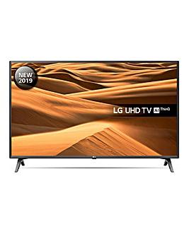 LG 50 inch 4K UHD Quad Core TV