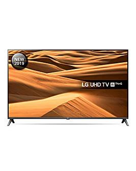 LG 55 inch 4K UHD Quad Core TV