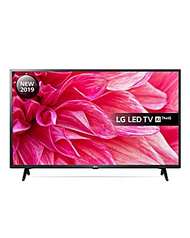 LG 43inch HD Smart HDR TV + Installation