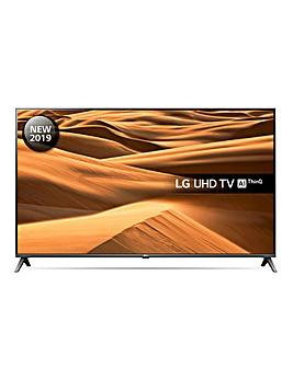 LG 55IN 4K UHD Quad Core TV + Install