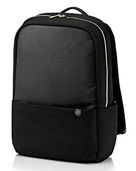 HP 15.6 Duotone Gold Backpack