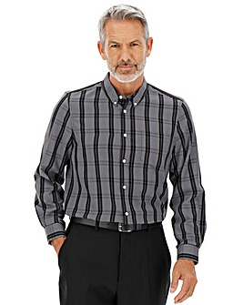 Long Sleeve Soft Touch Check Shirt