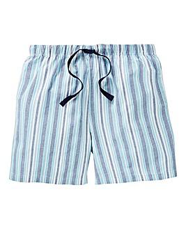 Capsule Stripe Lounge Shorts