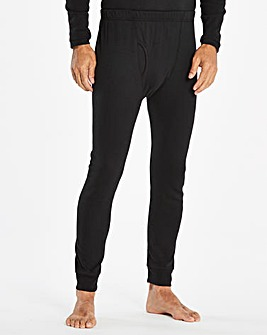 Capsule Black Thermal Long Johns