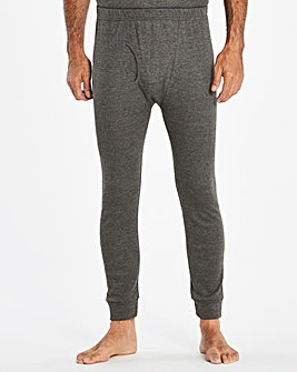 Charcoal Thermal Long Johns
