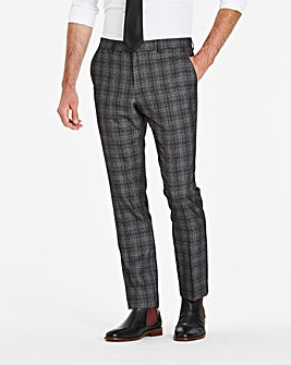 W&B London Charc Check Trousers 31in