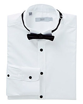 W&B LONDON White Dinner Shirt R