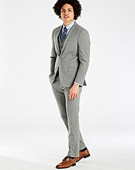Grey Stretch Trousers