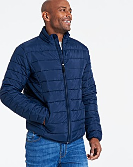 Navy Padded Jacket R