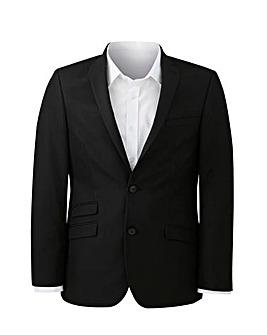 W&B London Black Slim Tonic Suit Jacket