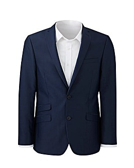 W&B London Blue Slim Tonic Suit Jacket