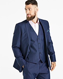 Blue Andrew Tonic Suit Jacket