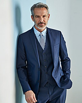 Blue Tonic Suit Jacket