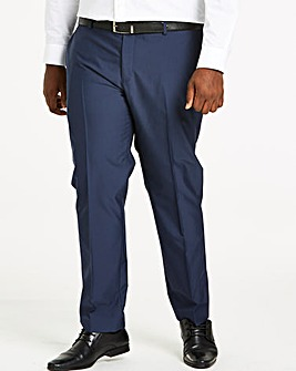 Blue Tonic Suit Trousers